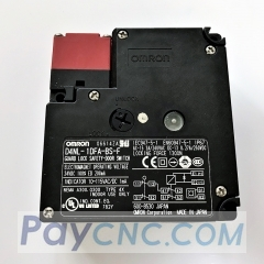Omron D4NL-1DFA-BS-F Guard lock safety-door switch with lock head Fanuc A55L-0001-0285